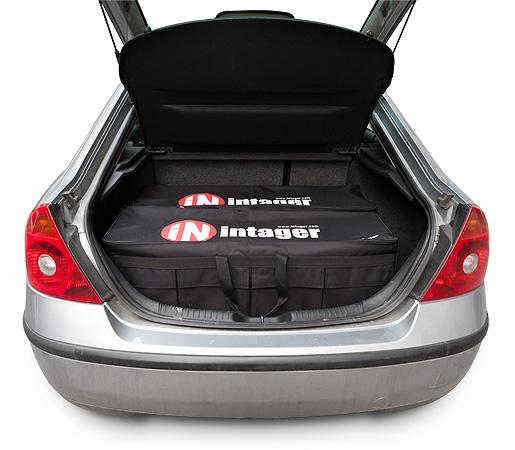 A teljes rendszert pakold be a kocsidba és 10 perc alatt bárhol startra kész lehetsz.