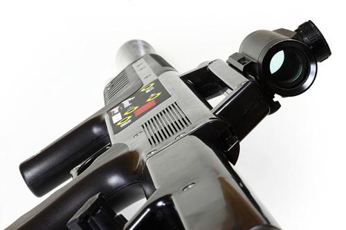 pistolet laser raptor 2